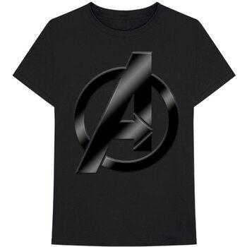 Marvel - Avengers Logo Skjorte