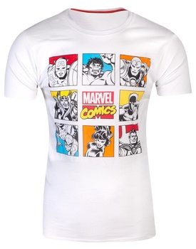Marvel Comics - Retro Character Skjorte