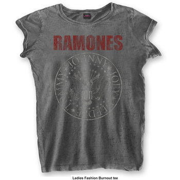 Ramones - Presidential Seal Ladies Skjorte