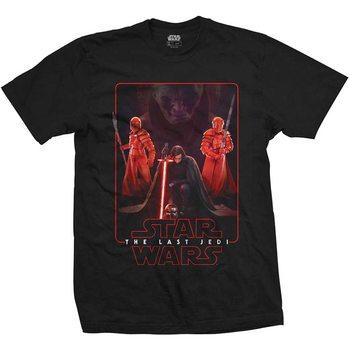 Star Wars: The Last Jedi - The Dark Side Skjorte