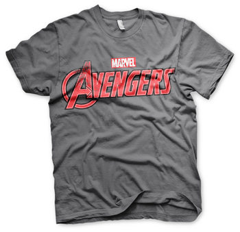 Avengers Assemble Distressed Shield Varsity Jakke