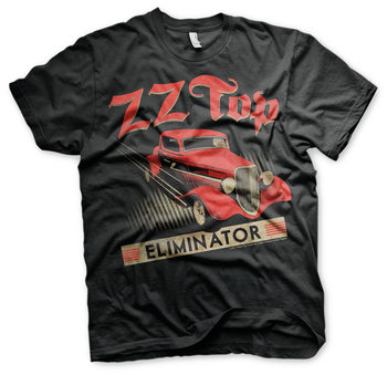 ZZ-Top - Eliminator Skjorte