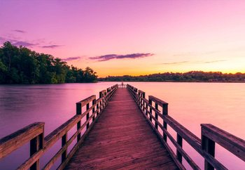 Obraz Purple Pier