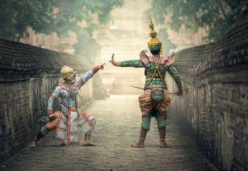 Skleněný Obraz  Tradition