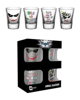 Sklenice Batman: Temný rytíř - Joker