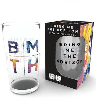 Sklenice Bring Me The Horizon - Logo (Bravado)