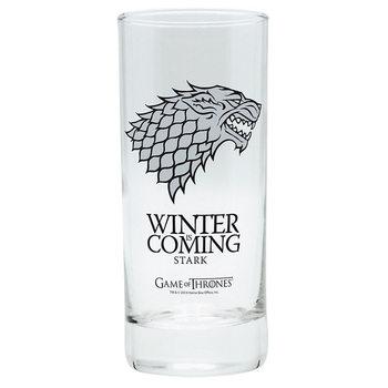 Sklenice  Hra o Trůny (Game of Thrones) - Stark