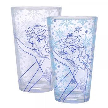 Sklenice  Ledové království - Elsa