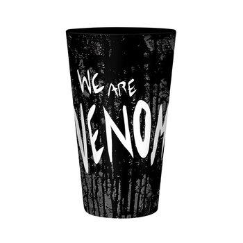 Sklenička Marvel - Venom