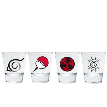 Sklenice Naruto Shippuden - Emblem