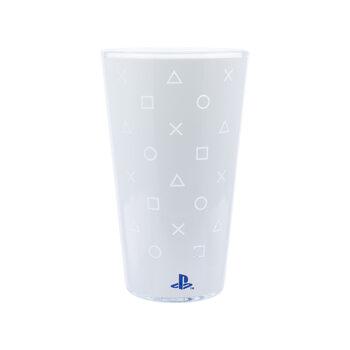 Sklenička Playstation 5