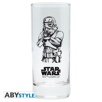 Sklenice Star Wars - Stormtrooper