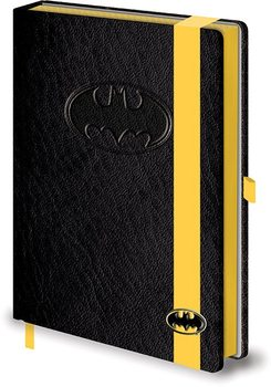 DC Comics Premium A5 notebook - Batman Logo Skolesager