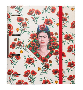 Skriverekvisita Frida Kahlo - Natural Color