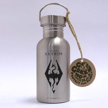 Botella Skyrim - Dragon Symbol