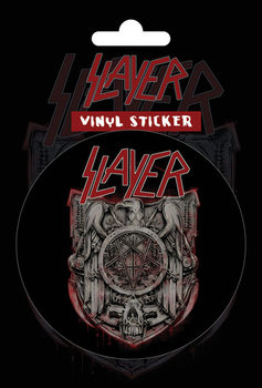 Slayer - Eagle Autocolant