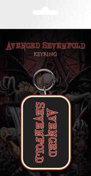 Avenged Sevenfold - Logo Sleutelhangers