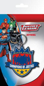 Dc Comics - Justice League Champions Sleutelhangers