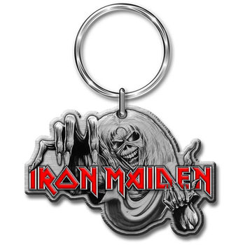 Iron Maiden - The Number Of The Beast Sleutelhangers