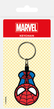 Marvel Kawaii - Spiderman Sleutelhangers
