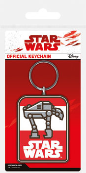 Star Wars: The Last Jedi - AT-M6 Sleutelhangers