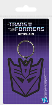 Transformers G1 - Decepticon Shield Sleutelhangers