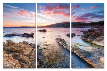 Rocky coast Slika