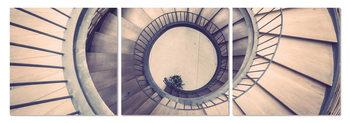Spiral staircase Slika