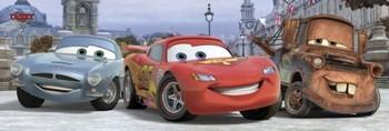 CARS 2 - trio Smale plakat