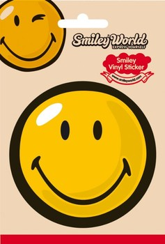 SMILEY SMILE Autocolant