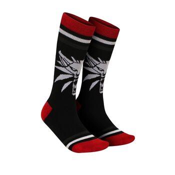 Socken The Witcher 3 - White Wolf