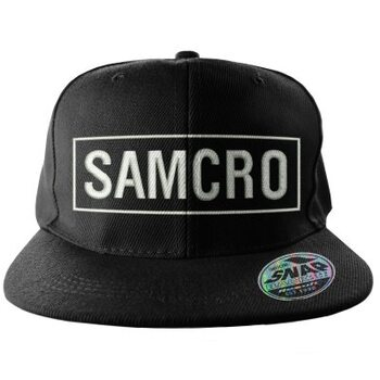Sons of Anarchy - Samcro Cap