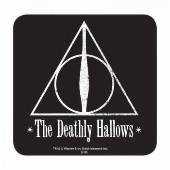 Harry Potter - Deathly Hallows Sottobicchieri
