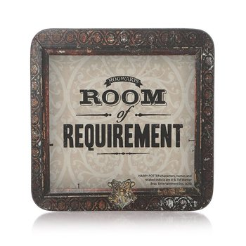 Sottobicchiere Harry Potter - Room of Requirement