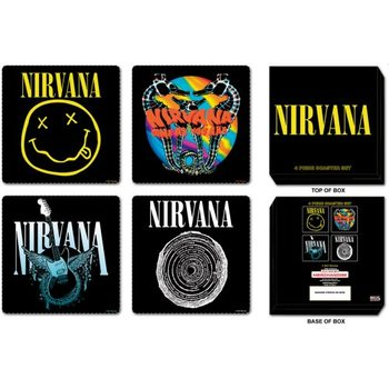 Nirvana – Mix Sottobicchieri