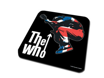 The Who – Townsend Leap Sottobicchieri