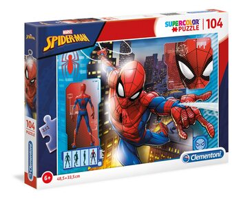 Puzzel Spider-Man