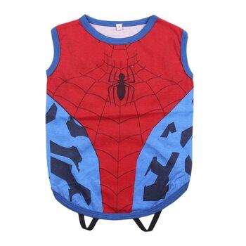 Hunde-Kleidung Spider-Man