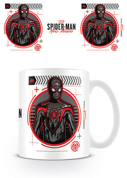 Hrnek Spider-Man Miles Morales - Suit Tech