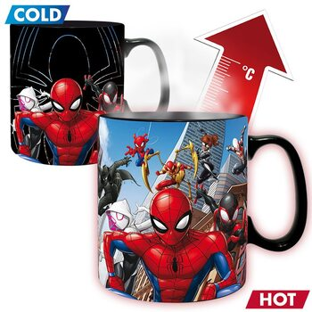 Taza Spider-Man - Multiverse