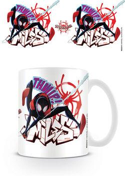 Taza Spider-Man: Un nuevo universo - Miles