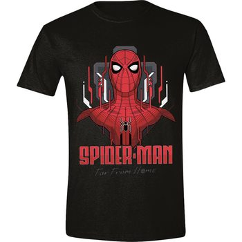 T-shirt Spiderman - Focus
