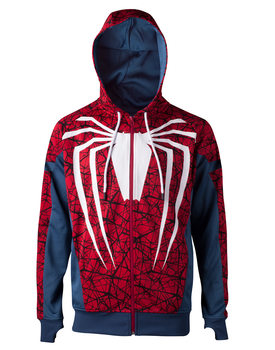 Hoodie  Spiderman - PS4 Game Outfit