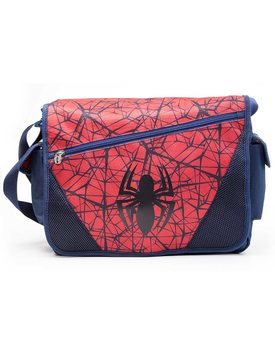 Taske Spiderman - The Ultimate Spiderman Logo