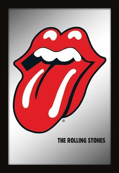 MIRRORS - rolling stones / lips Spiegels