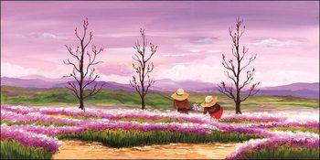 Εκτύπωση έργου τέχνης  Spring Collection