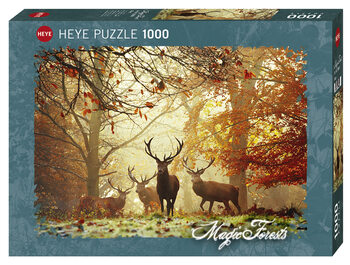 Puzzle Stags
