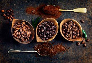 Rich Coffee Staklena slika