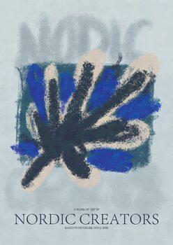 Stampa su Tela Abstract V