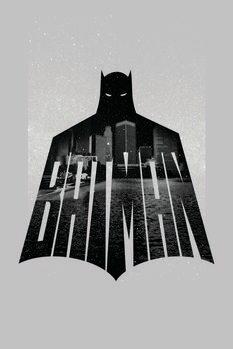 Stampa su Tela Batman - Beauty of Flight
